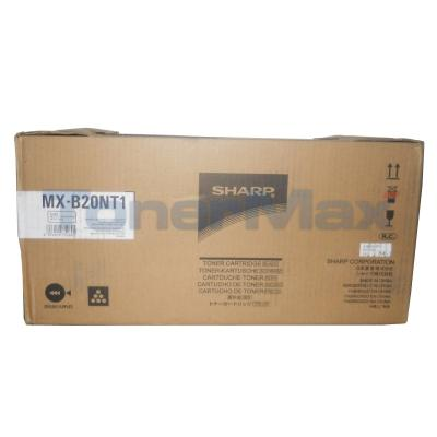 SHARP MX-B201D TONER CARTRIDGE BLACK